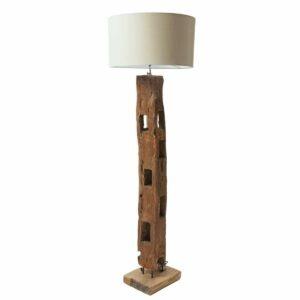 teak-floor-standing-lamp